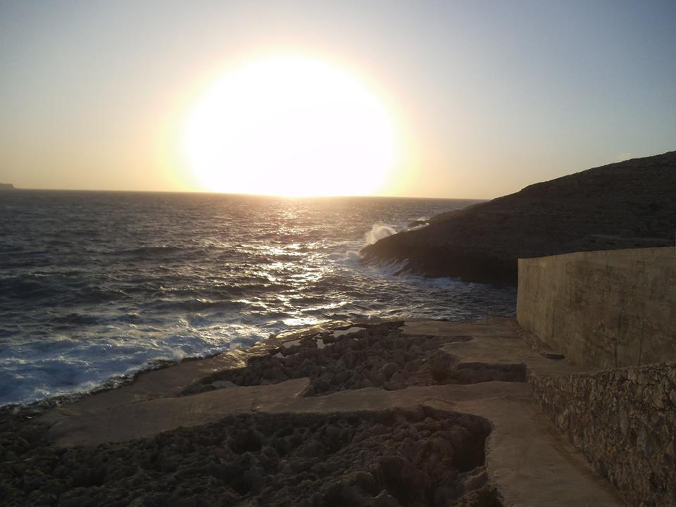 Málta Grotto