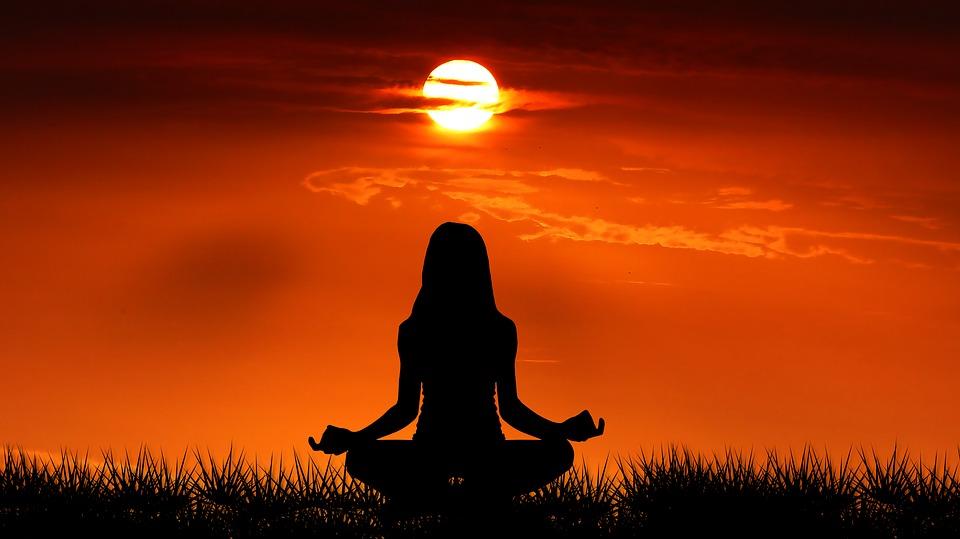 meditállás