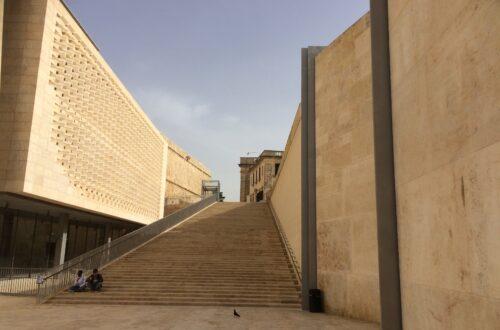 Valletta, virtuális utazás