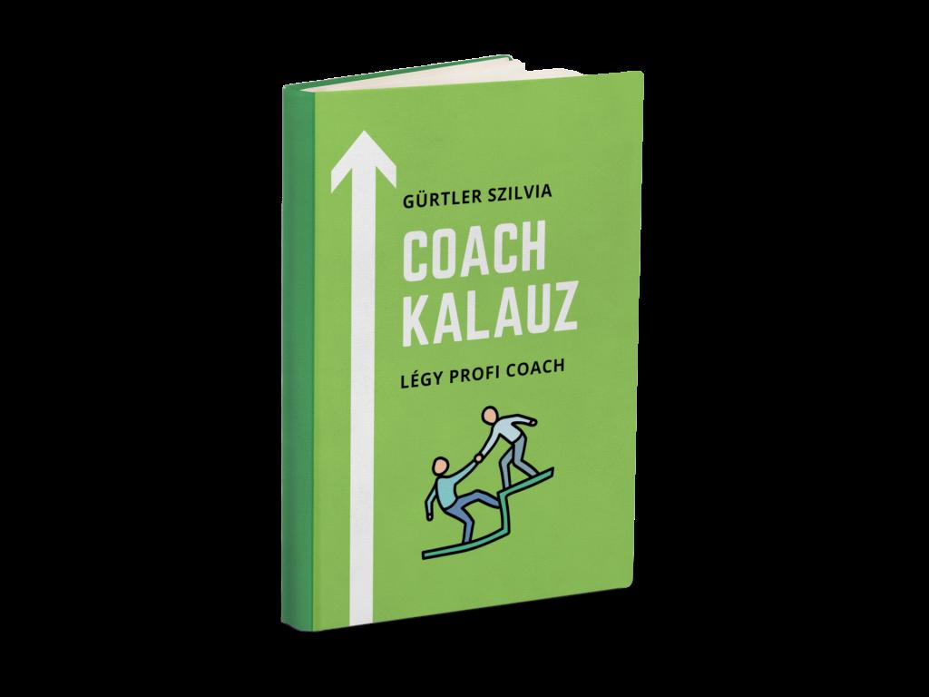 coach kalauz könyv